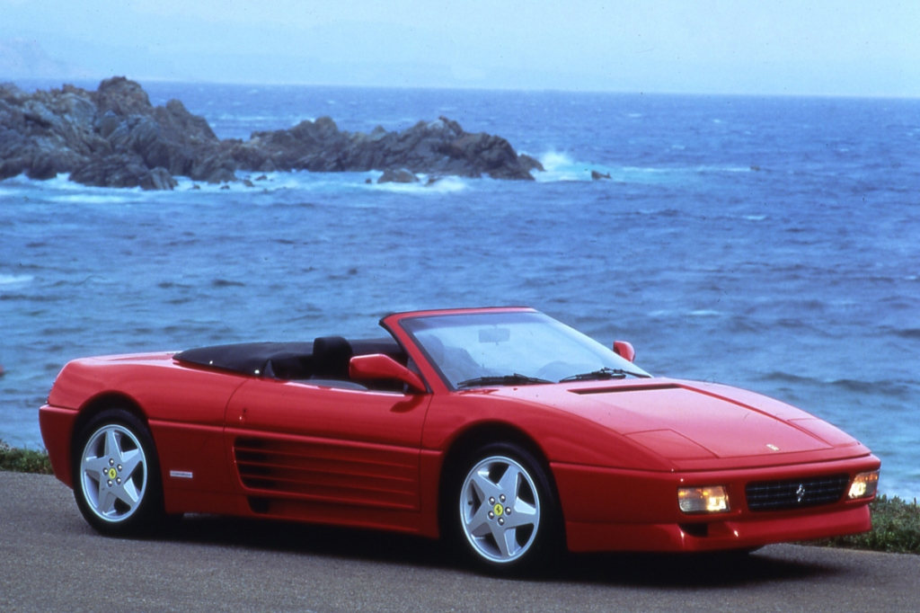 This image has an empty alt attribute; its file name is ferrari.jpg